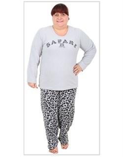 Пижама флис - фото 4959