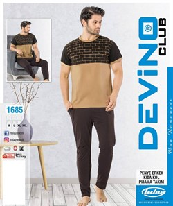 Комплект футболка с брюками - фото 6910