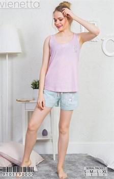 Комплект майка шорты - фото 6995