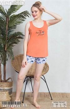 Комплект майка шорты - фото 6997