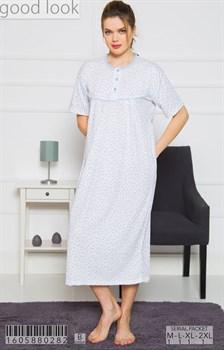 Ночная сорочка - фото 7065