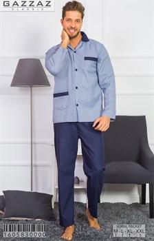 Пижама поплин - фото 7111