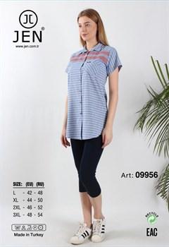 Комплект рубашка леггинсы - фото 7150