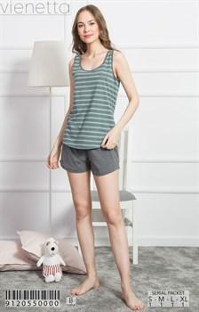 Комплект майка шорты - фото 7304