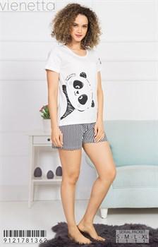 Комплект футболка шорты - фото 7309