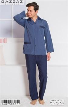 Пижама поплин - фото 7358