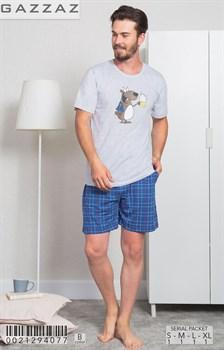 Футболка с шортами - фото 7360