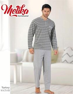 Пижама байка, большие размеры - фото 7829