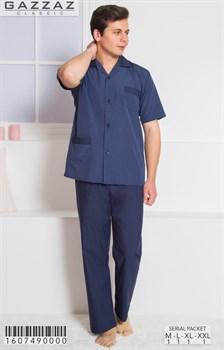 Пижама поплин - фото 7974