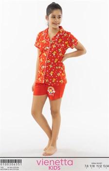 Комплект детский рубашка шорты - фото 8079