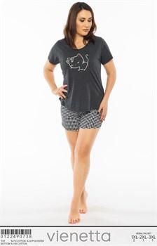 Комплект футболка шорты - фото 8101