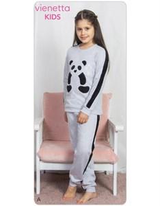 Пижама подростковая байка