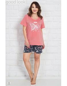 Комплект футболка шорты good look