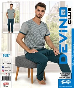 Комплект футболка с брюками